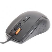 Мышь A4-Tech N-70FX Black USB